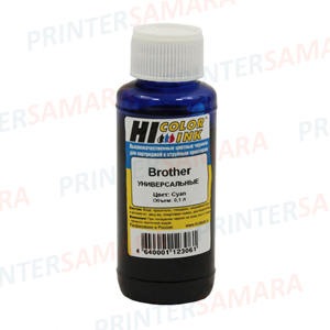 Чернила Brother Cyan 100ml Hi Black в Самаре
