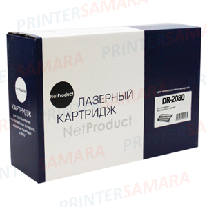 Драм картридж Brother DR 2080 NetProduct в Самаре
