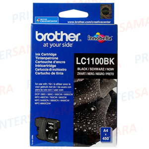 Картридж Brother LC 1100 Black в Самаре