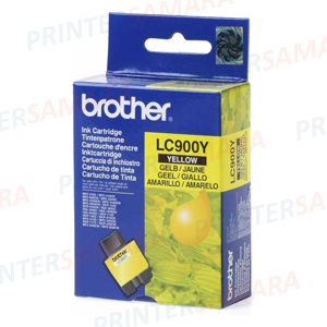 Картридж Brother LC 900 Yellow в Самаре