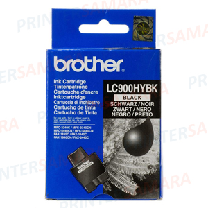 Картридж Brother LC 900HY Black в Самаре