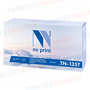 Картридж Brother TN 135 Cyan NVPrint в Самаре