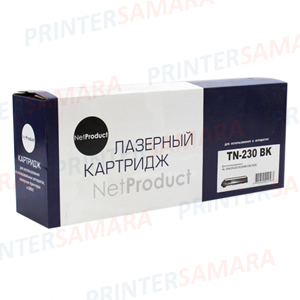Картридж Brother TN 230 Black NetProduct в Самаре