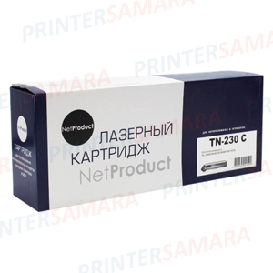 Картридж Brother TN 230 Cyan NetProduct в Самаре