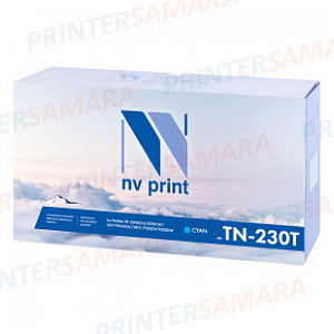 Картридж Brother TN 230 Cyan NVPrint в Самаре