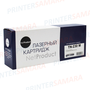 Картридж Brother TN 230 Magenta NetProduct в Самаре