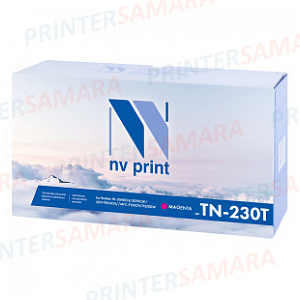 Картридж Brother TN 230 Magenta NVPrint в Самаре