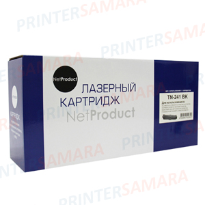 Картридж Brother TN 241 Black NetProduct в Самаре