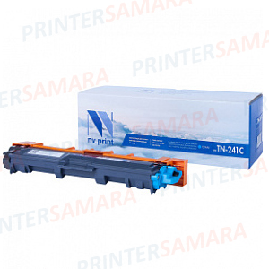 Картридж Brother TN 241 Cyan NVPrint в Самаре