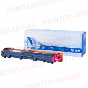 Картридж Brother TN 241 Magenta NVPrint в Самаре