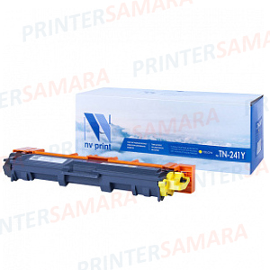 Картридж Brother TN 241 Yellow NVPrint в Самаре