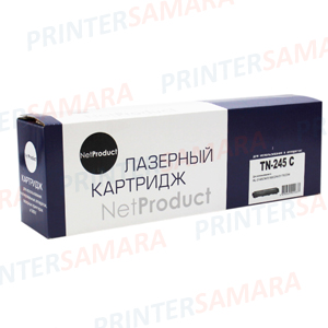 Картридж Brother TN 245 Cyan NetProduct в Самаре