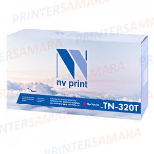 Картридж Brother TN 320 Magenta NVPrint в Самаре