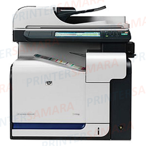 Принтер HP Color LaserJet CM3530 в Самаре