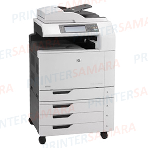 Принтер HP Color LaserJet CM6040 в Самаре