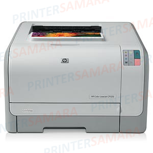 Принтер HP Color LaserJet CP1210 в Самаре
