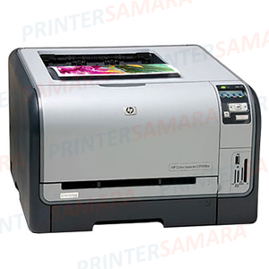 Принтер HP Color LaserJet CP1518 в Самаре