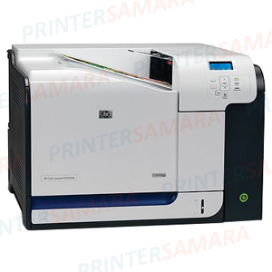 Принтер HP Color LaserJet CP3525 в Самаре