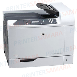 Принтер HP Color LaserJet CP6015 в Самаре
